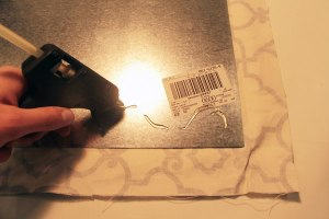 Makeup Board Fabric Glue